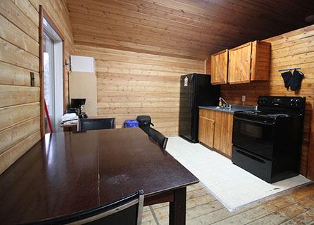 Cabin Rentals & Lodging in Northern Manitoba: Wekusko Falls Lodge